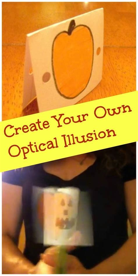 A Simple Trick To Make - how to make your own optical illusion garden mirror there