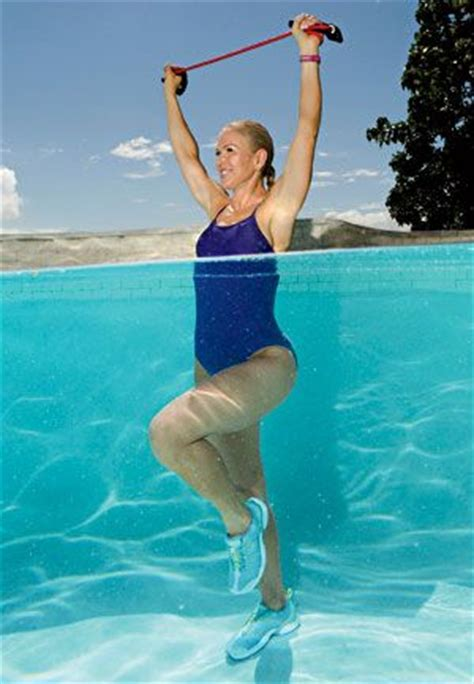 17 best images about water aerobic exercises on burn calories exercise and pools