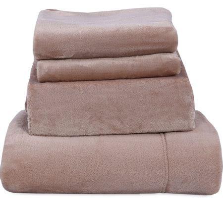 velvet soft cozy sheet sets full size berkshire blanket velvet soft cozy sheet set page 1 qvc