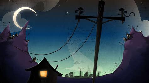 Wallpaper Cartoon Dark | dark cartoon download hd wallpapers