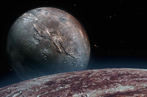 what of is pluto take a reality tour of pluto universe today