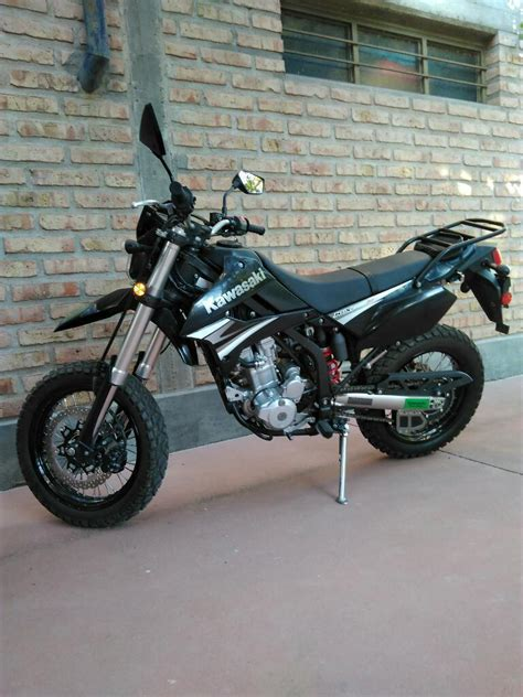 Kawasaki 250 Sf by Klx 250 Brick7 Motos