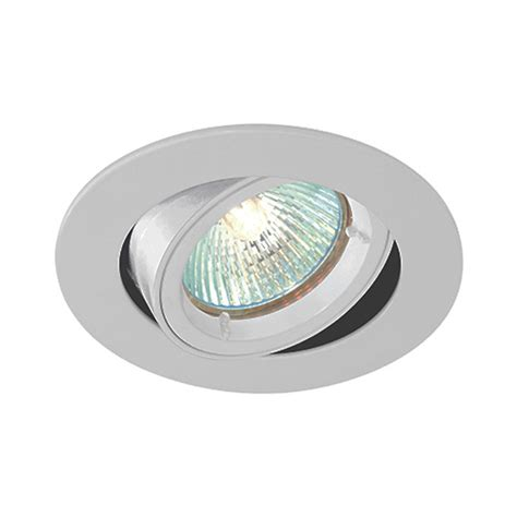 Lu Downlight Halogen 50w saxby cast tilt 50w downlight halogen downlighting 52334 uk