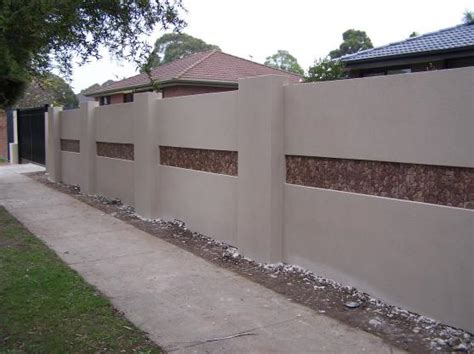 outside brick wall designs fence design ideas get inspired by photos of fences from