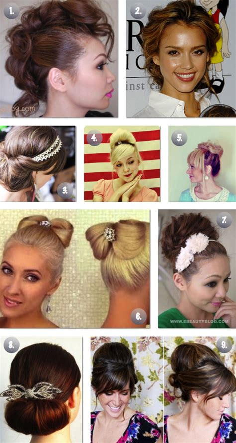 9 easy prom wedding updos the frugal