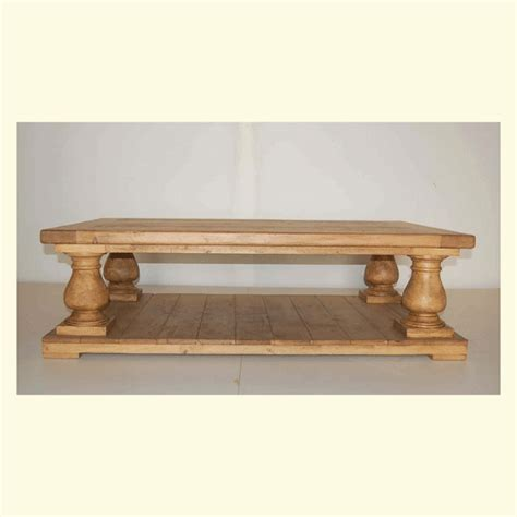 ct 107 reclaimed wood oceanside coffee table our