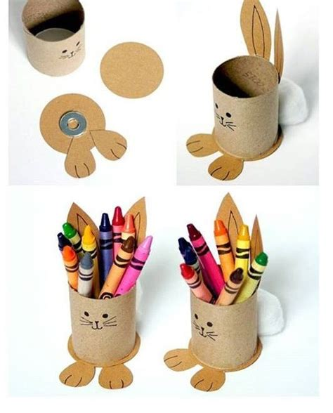 Crafts With Paper Rolls - 25 best ideas about toilet roll crafts on