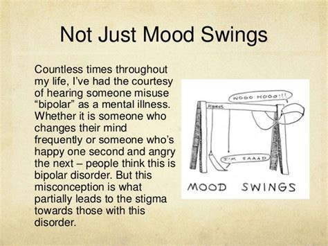 causes of mood swings and anger living with bipolar disorder