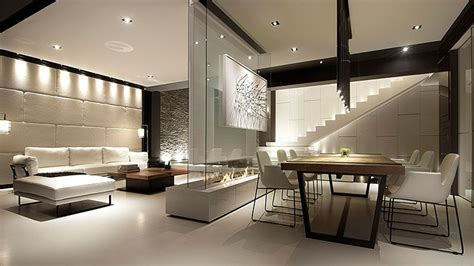glass wall design for living room room divider idea this glass wall supports a tv an art