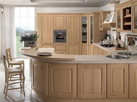 cucina in castagno cucina in castagno by cucine lube