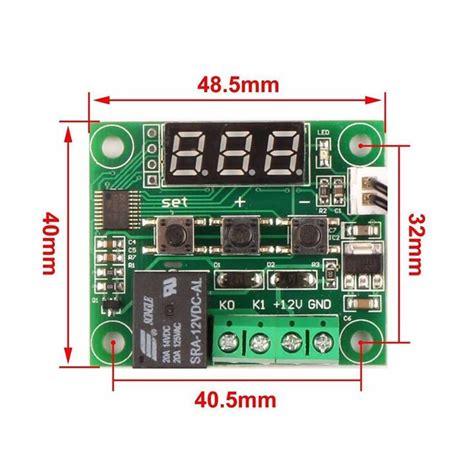xh w1209 temperature by na robotic xh w1209 thermostat temperature con end 3 30 2019 12 15 am