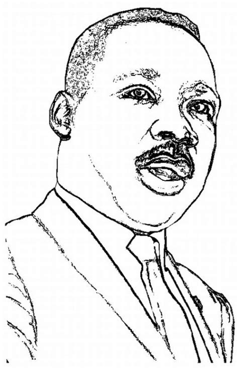 Search Results For Martin Luther King Coloring Sheet Pdf Dr Martin Luther King Coloring Page
