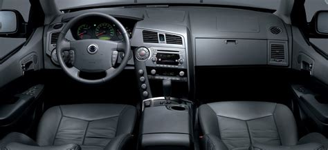 Ssangyong Kyron Interior by Unjustifiably Overlooked Kyron K200 Xdi 4wd