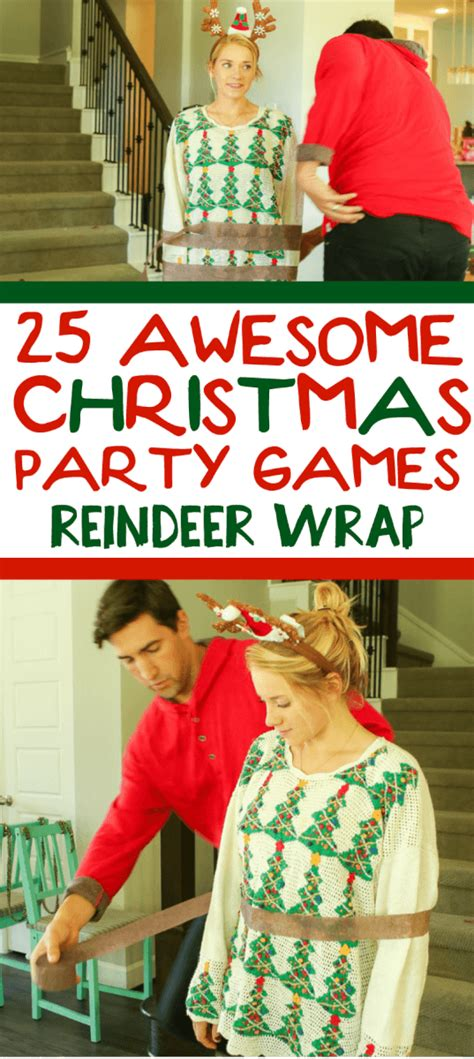 christmas games for groups of people 25 hilarious minute to win it for and adults