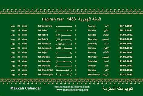 Calendrier Ramadan 1998 Calendrier
