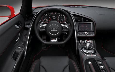 Audi R8 Innenraum by 2013 Audi R8 Interior Photo 17