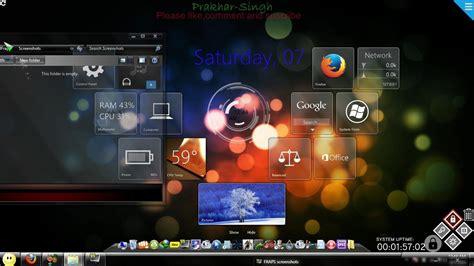 windows 7 desktop themes not working windows 7 best desktop customization till 2014 with