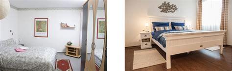 schlafzimmer vorher nachher tipps und tricks f 252 r sch 246 ne fotos der ferienwohnung