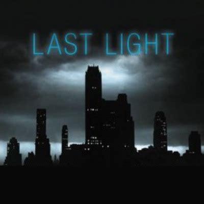 The Last Light blackstock s quot the last light quot faithgateway