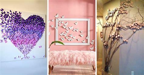 ideas para decorar tu cuarto de unicornio 21 incre 237 bles ideas para decorar las paredes de tu hogar diy