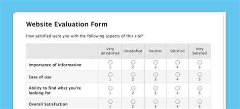 design feedback form html preparing for a site redesign web designer developer