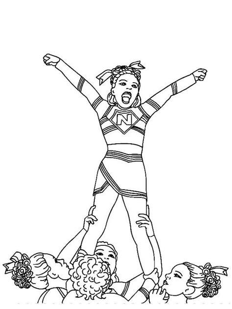 barbie cheerleader coloring pages barbie cheerleader pages coloring pages