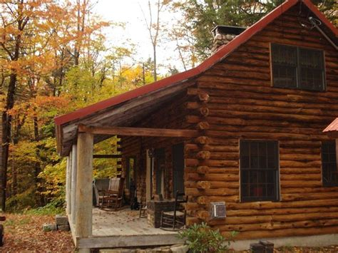 cottages in nh log cabin in jackson new hshire vrbo