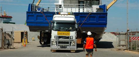 boat transport to perth pr logistics perth boat ship transport logistics for