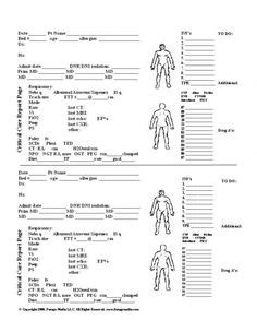 med surg report sheet templates 1000 ideas about report sheet on brain sheet new and nurses