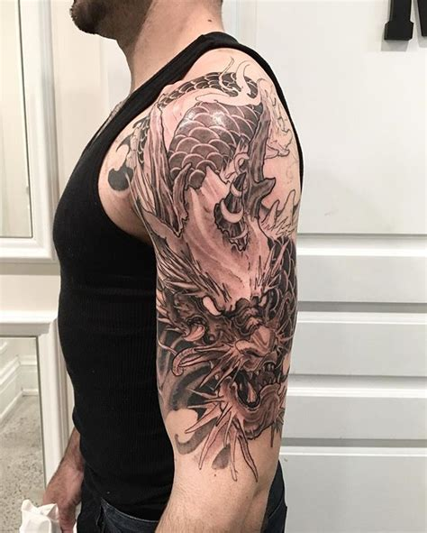 dragon tattoo vancouver 340 melhores imagens de tattoo no pinterest ideias de