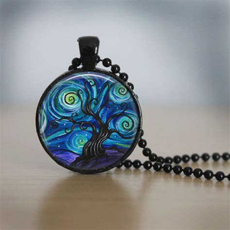 glass tiles for jewelry glass tile necklace tree necklace tree of glass tile