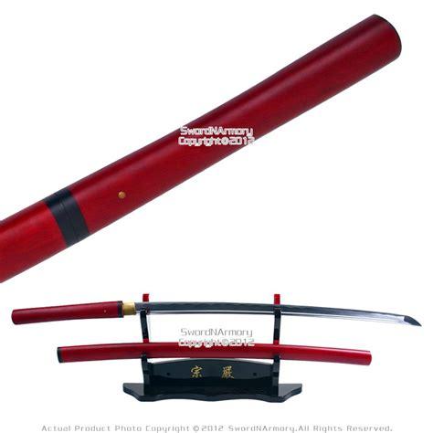 Handmade Japanese Shirasaya Samurai Katana Sword Sharp - musha brand handmade japanese shirasaya samurai katana