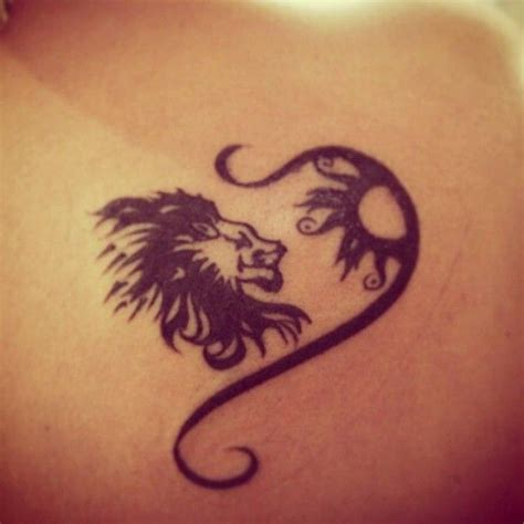 leo sign tattoo breathtaking leo tattoos that make you proud to be a leo