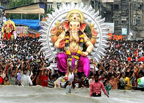 Home Decoration Of Ganesh Festival attend indian festivals to experience the best of india