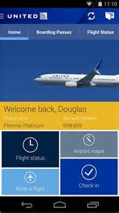 united airlines service united airlines brings complimentary in flight entertainment service to android users