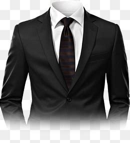 suit template with half length passport formal wear png vectors psd and clipart for free