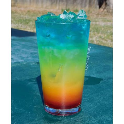 Best 25 Rainbow Drinks Ideas On Pinterest