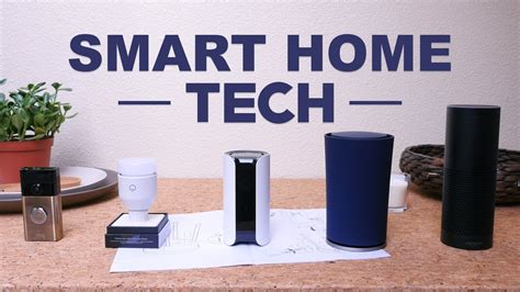 best home tech best smart home tech of 2015 youtube