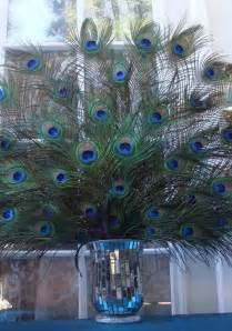 Peacock Decoration by Best 20 Peacock Centerpieces Ideas On Pinterest Peacock