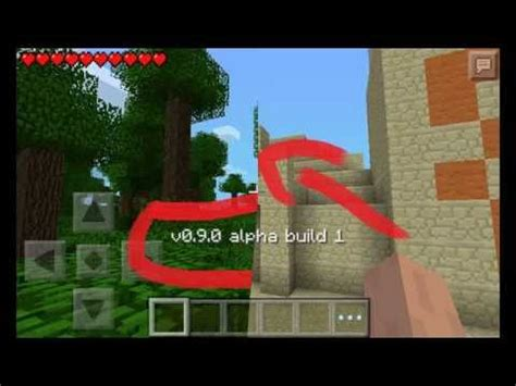 minecraft pe apk 0 9 0 free minecraft pocket edition 0 9 0 update free apk