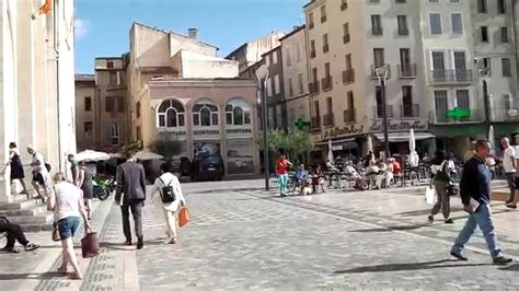 schow and nerbonne city centre narbonne france youtube