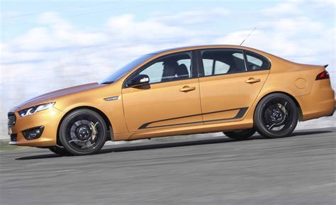 Ford Falcon Sprint by 2016 Ford Falcon Xr8 Sprint Review Caradvice