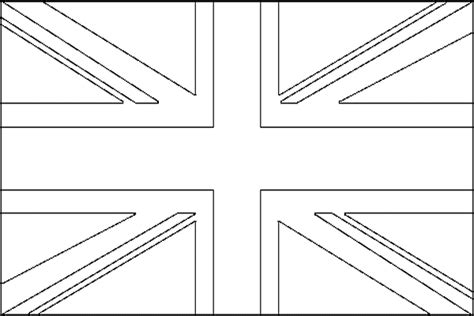free coloring pages of england flag outline flags coloring pages coloring kids