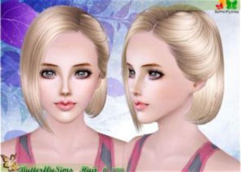 sims 3 custom content hair the sims 3 custom content female hair downloads hair