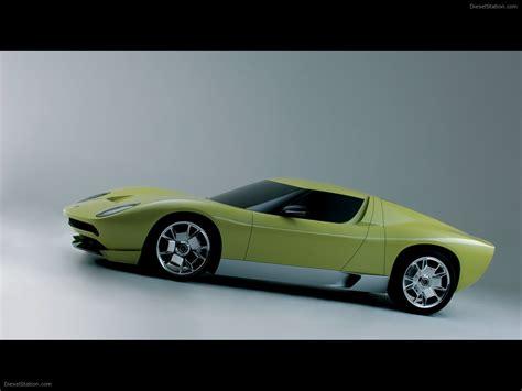 Lamborghini Miura Concept by Lamborghini Miura Concept Car Image 04 Of 8