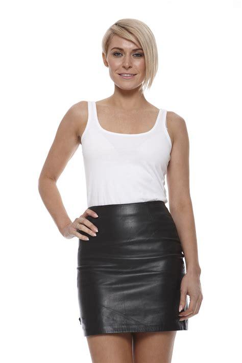 leather skirt feminine  sexy  cosmetic ideas