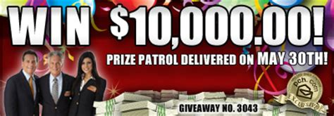 Pch Prize Central - 1 million plus 5 000 every week for life mega prize is back pch blog