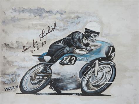Motorrad Bilder Gemalt by 2014 Vorbericht St Wendel