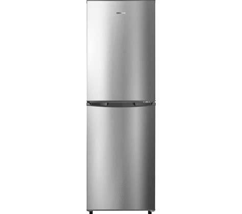 buy stainless steel buy kenwood kfc55x15 fridge freezer stainless steel