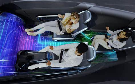 future cars inside toyota fun vii interior photo 9